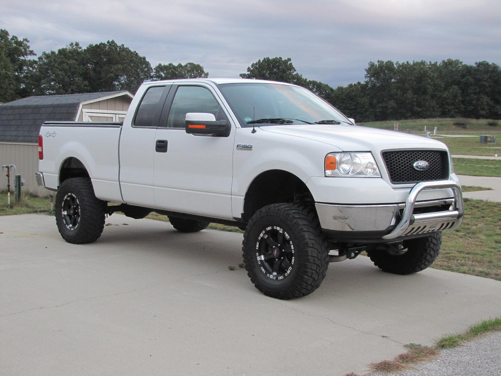 Wiles F150 2006 Ford F150 Super Cabxlt Styleside Pickup 4d 6 1 2 Ft Specs Photos Modification