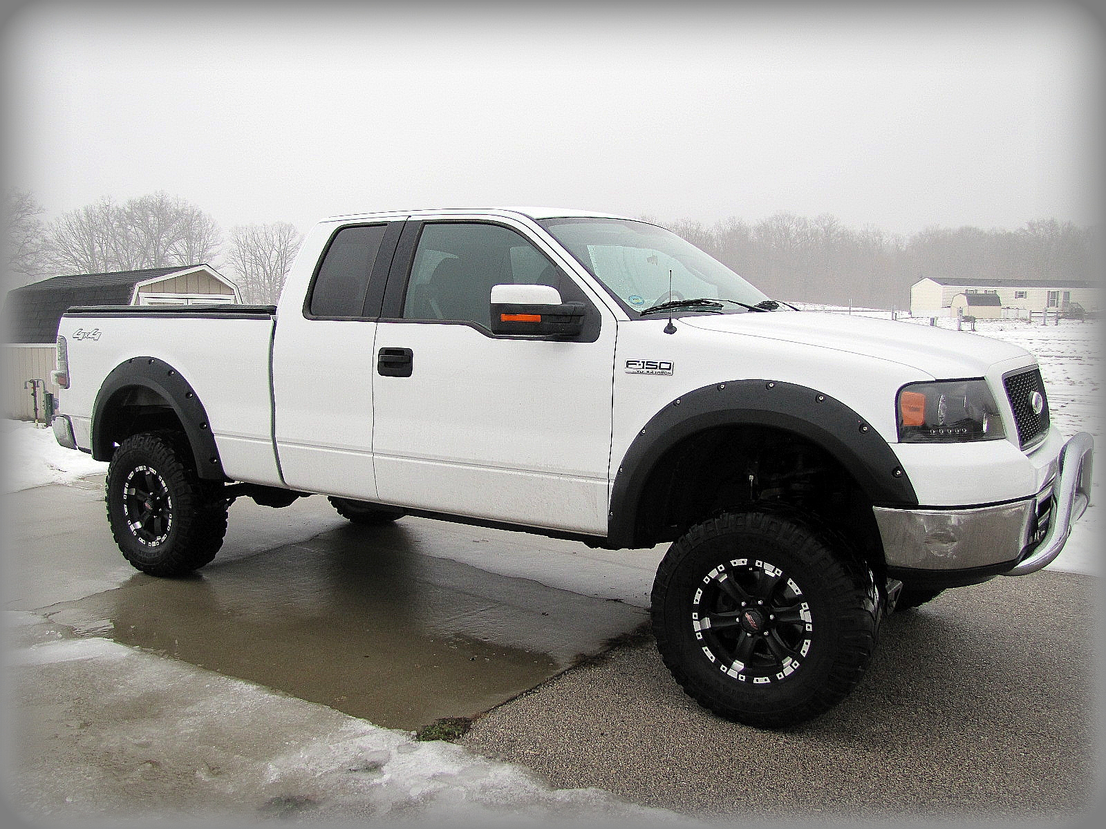 wiles_F150 2006 Ford F150 Super CabXLT Styleside Pickup 4D ...