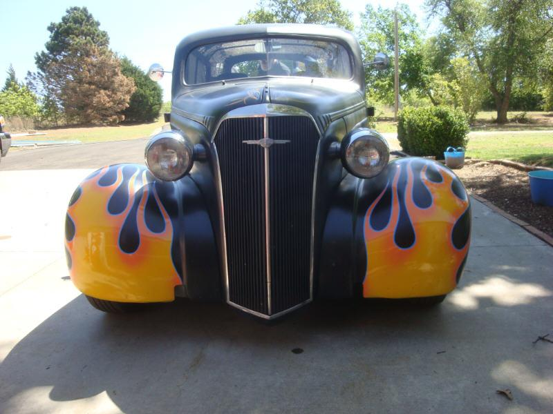 Another AlaskaStreamin 1937 Chevrolet 150 post... - 15125933