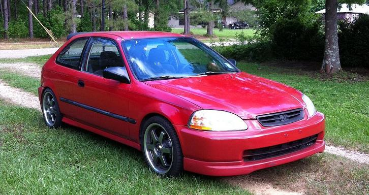 Wonderful Smit9352 1997 Honda Civic 39212694001_original