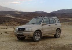 Water-mans 2005 Suzuki Grand Vitara