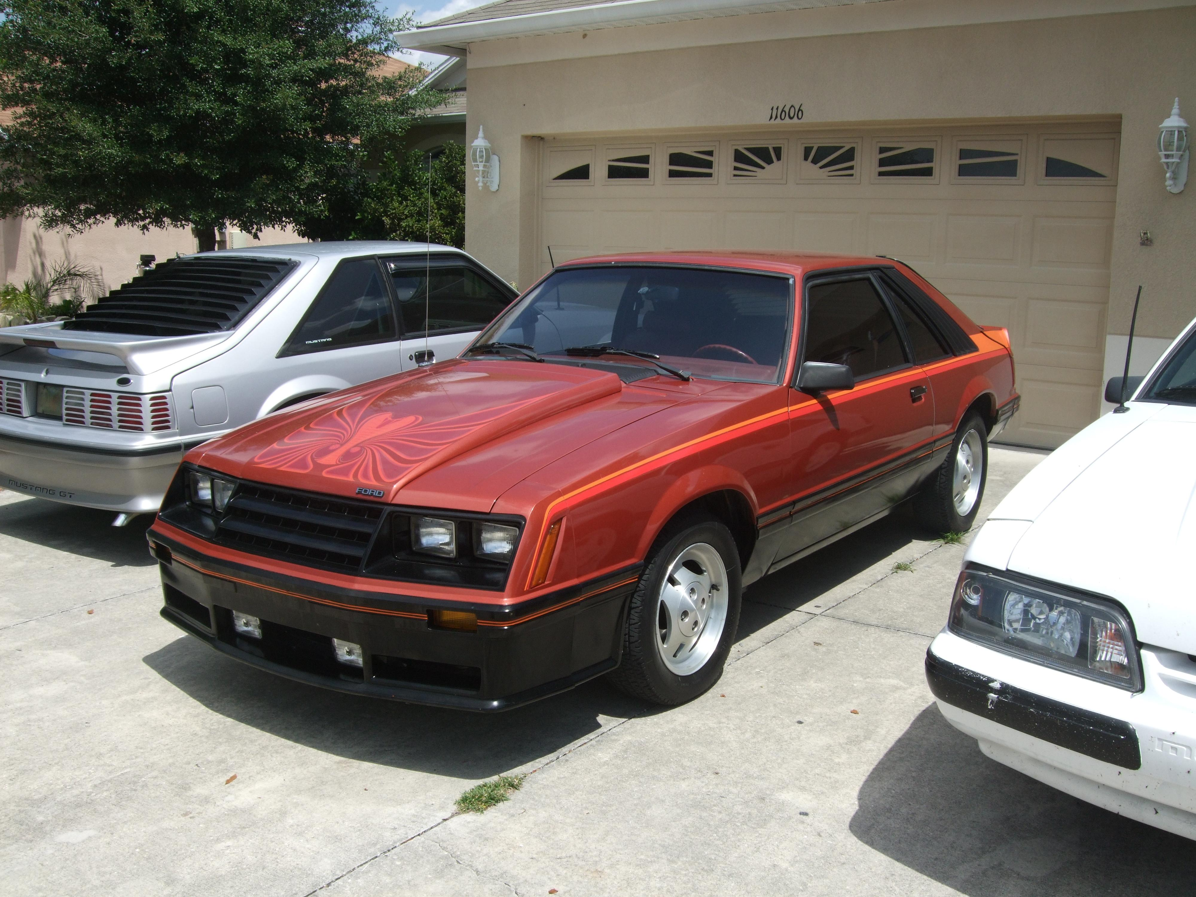 8t3supra 1981 ford mustang specs photos modification. Black Bedroom Furniture Sets. Home Design Ideas