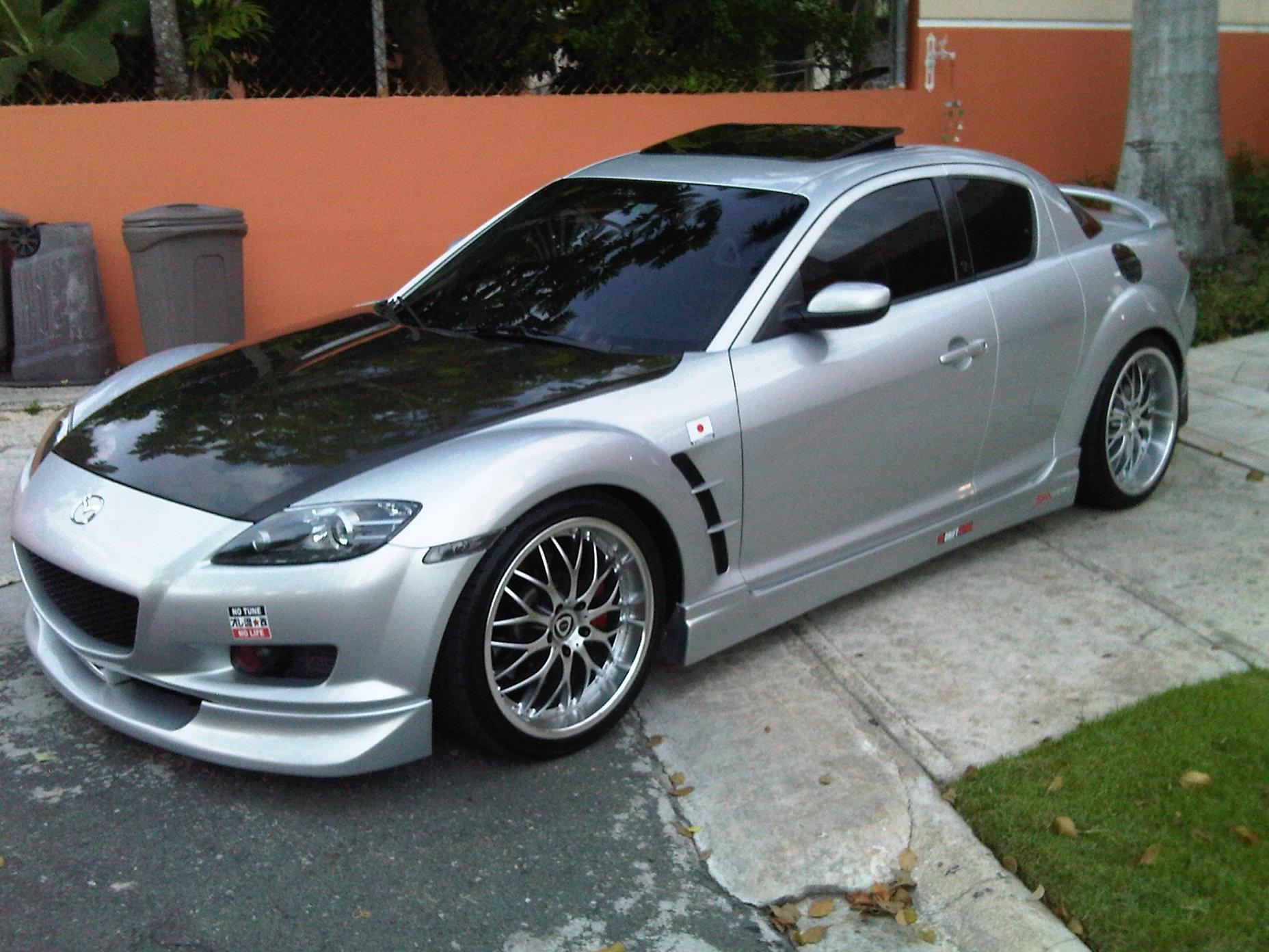 Renesis13b 2004 Mazda RX-8Coupe 4D Specs, Photos