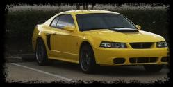 ColeModes 2002 Ford Mustang