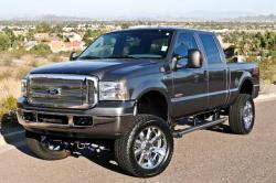 jokeraz 2007 Ford F250 Super Duty Crew Cab