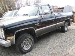 ND500 1986 Chevrolet C/K Pick-Up