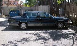 822Cadillacs 1989 Cadillac DeVille