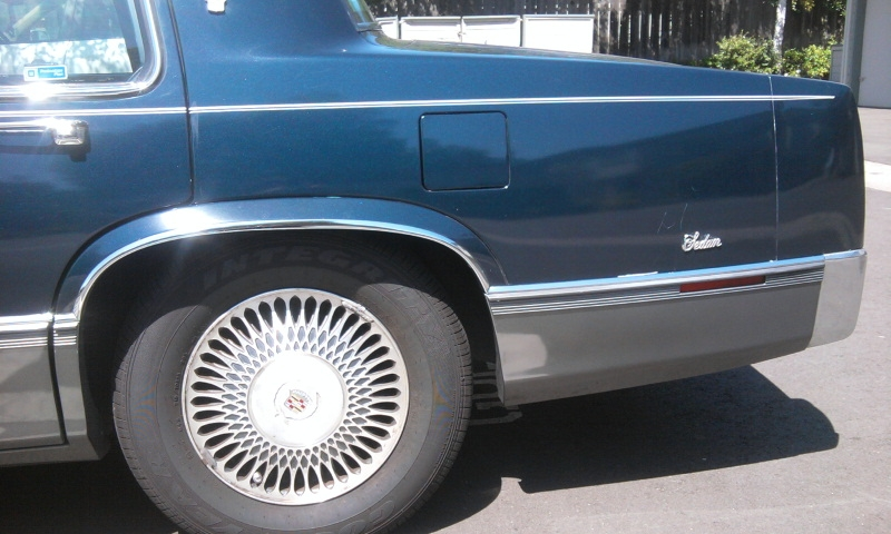 Another 822Cadillac 1989 Cadillac DeVille post... - 15128334