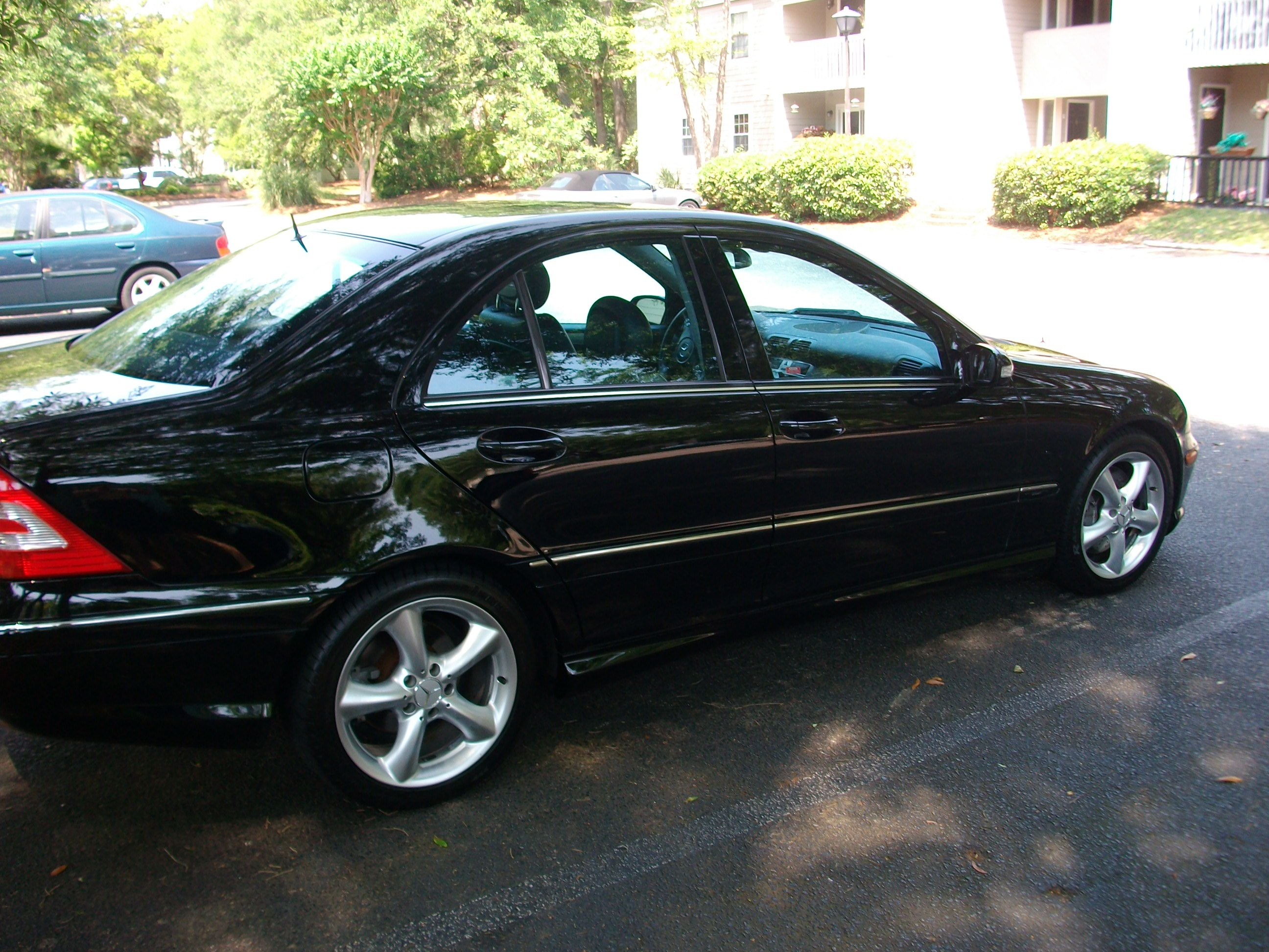 Jtwillia2 39 s 2005 mercedes benz c class c230 sport sedan 4d for 2005 mercedes benz c class