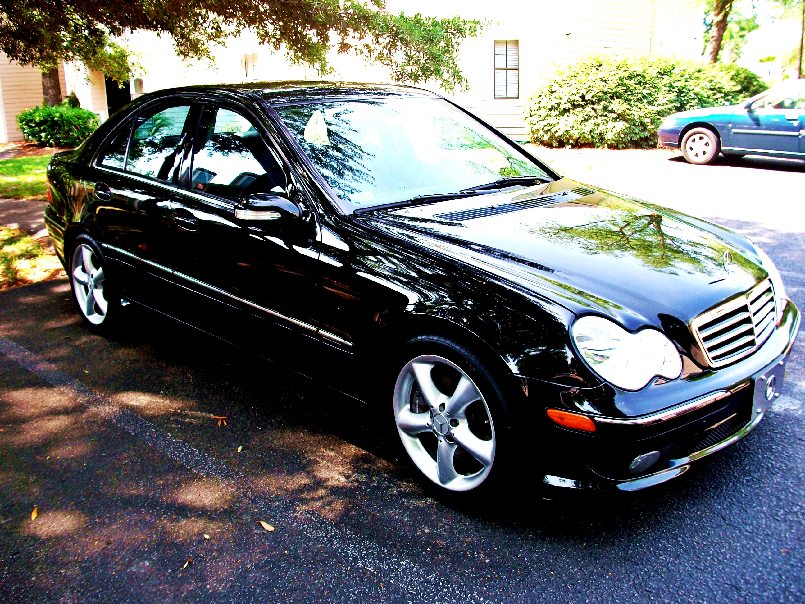jtwillia2 2005 mercedes benz c classc230 sport sedan 4d. Black Bedroom Furniture Sets. Home Design Ideas