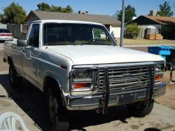 Bigtexjake1987 1984 Ford F250 Super Duty Regular Cab