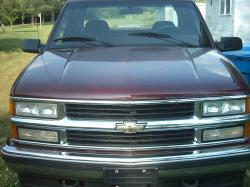 justin1223 1995 Chevrolet Silverado (Classic) 1500 Extended Cab