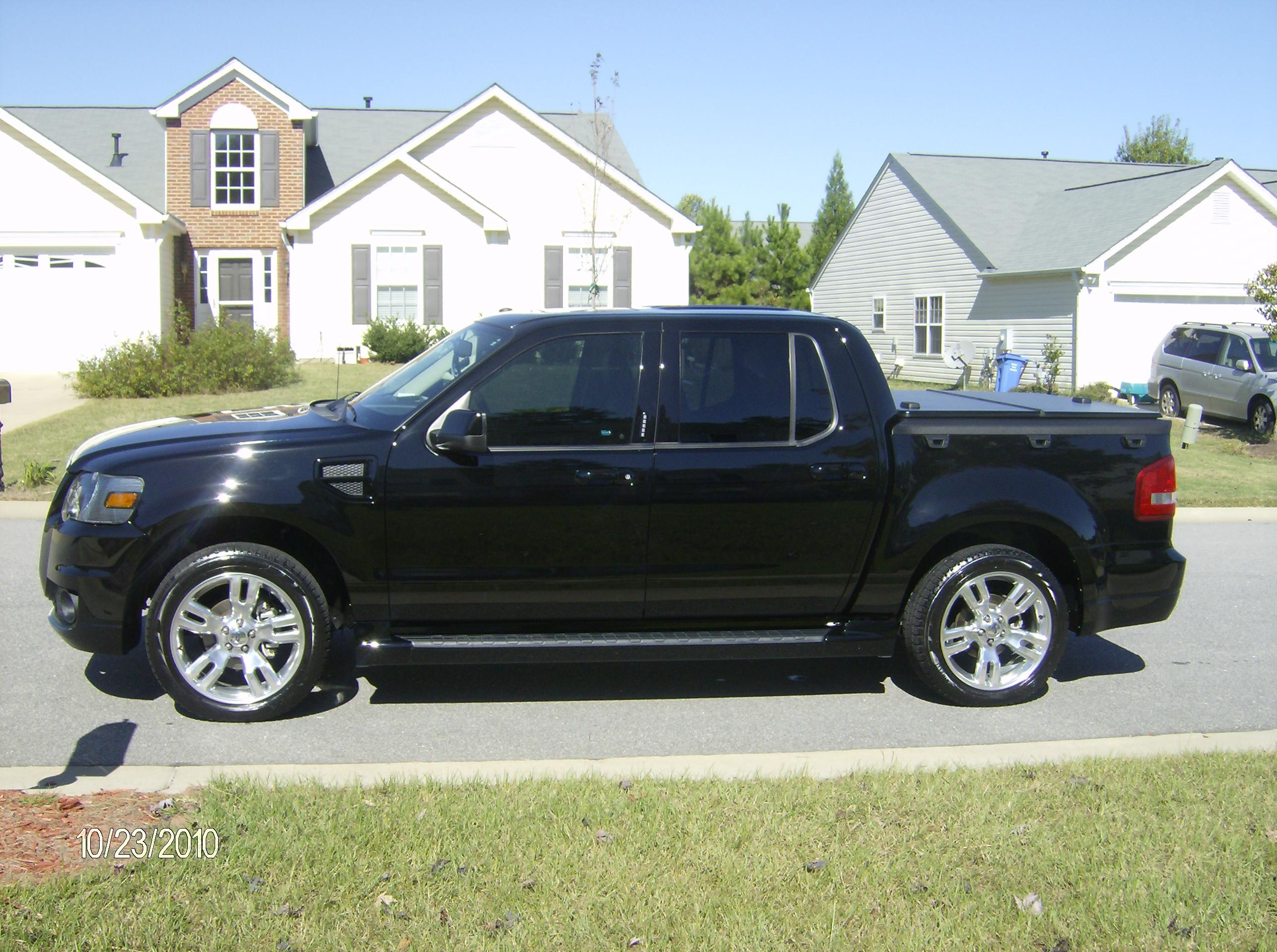 cryles 2010 ford explorer sport traclimited specs photos modification info at cardomain. Black Bedroom Furniture Sets. Home Design Ideas