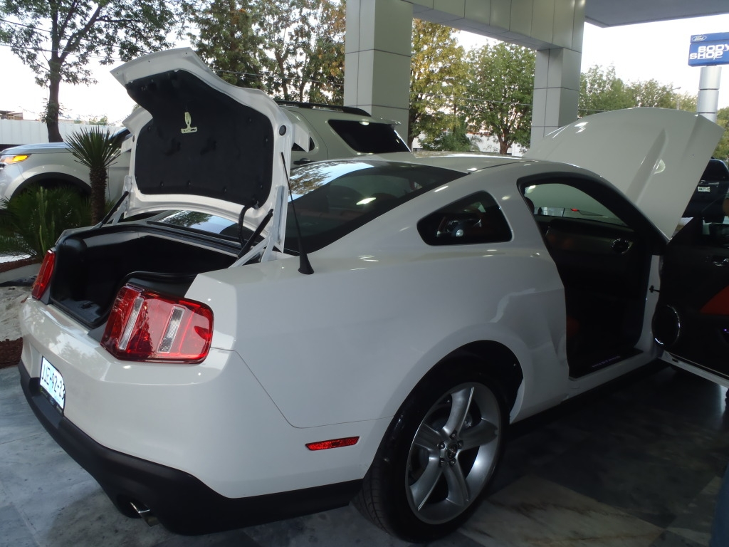 Another subiaur 2012 Ford Mustang post... - 15130471