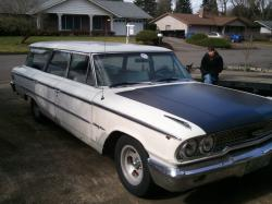x_only 1963 Ford Country Squire