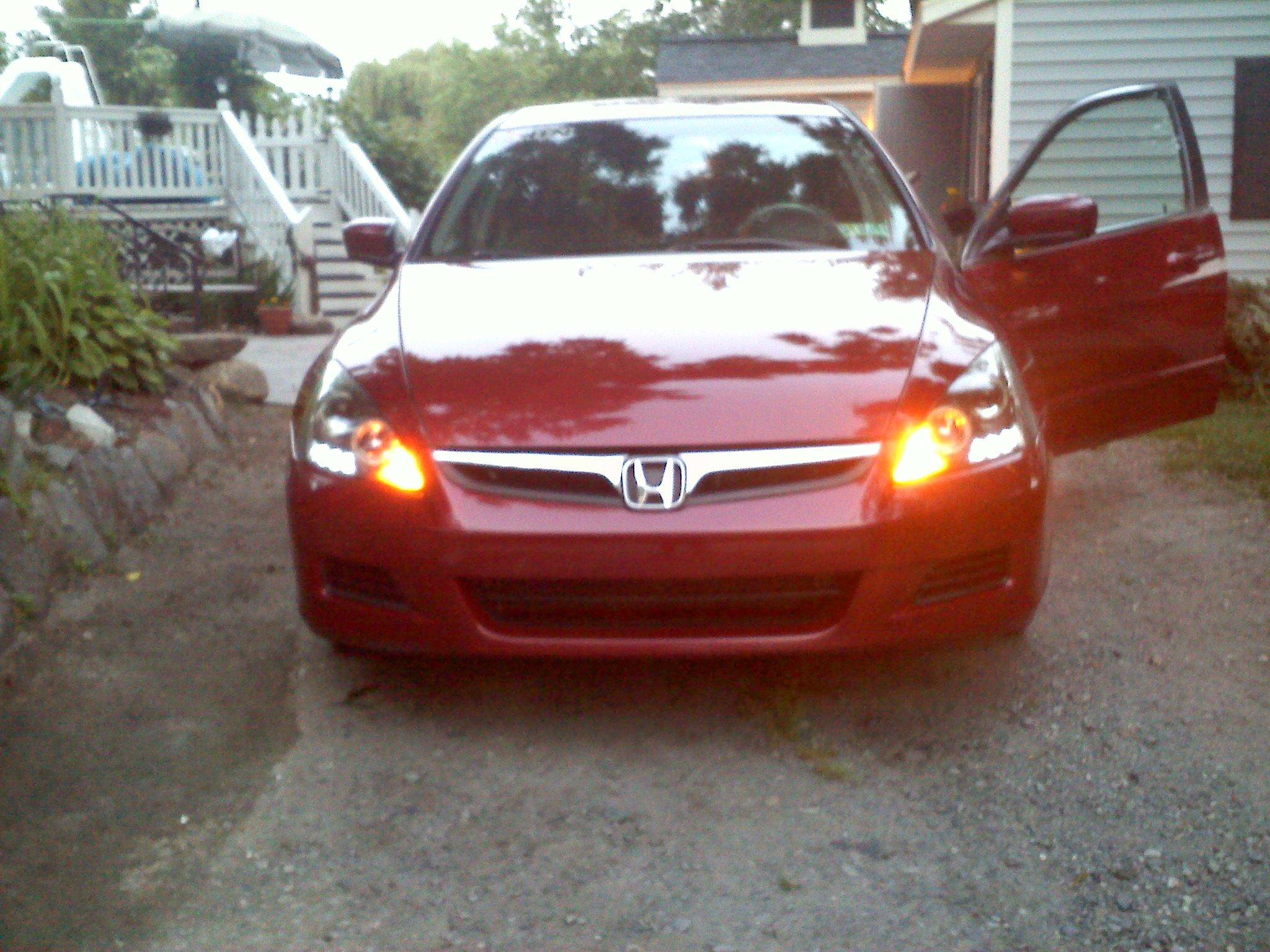 _HONDA_RYDER_ 2007 Honda Accord 15129144