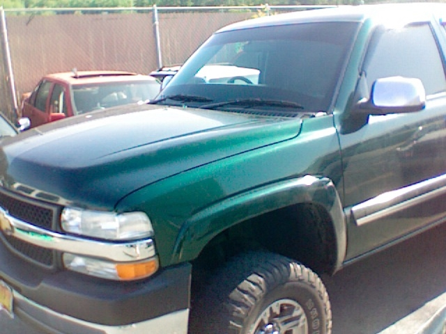 Another GKMiller 2002 Chevrolet 2500 HD Extended Cab post... - 15129161