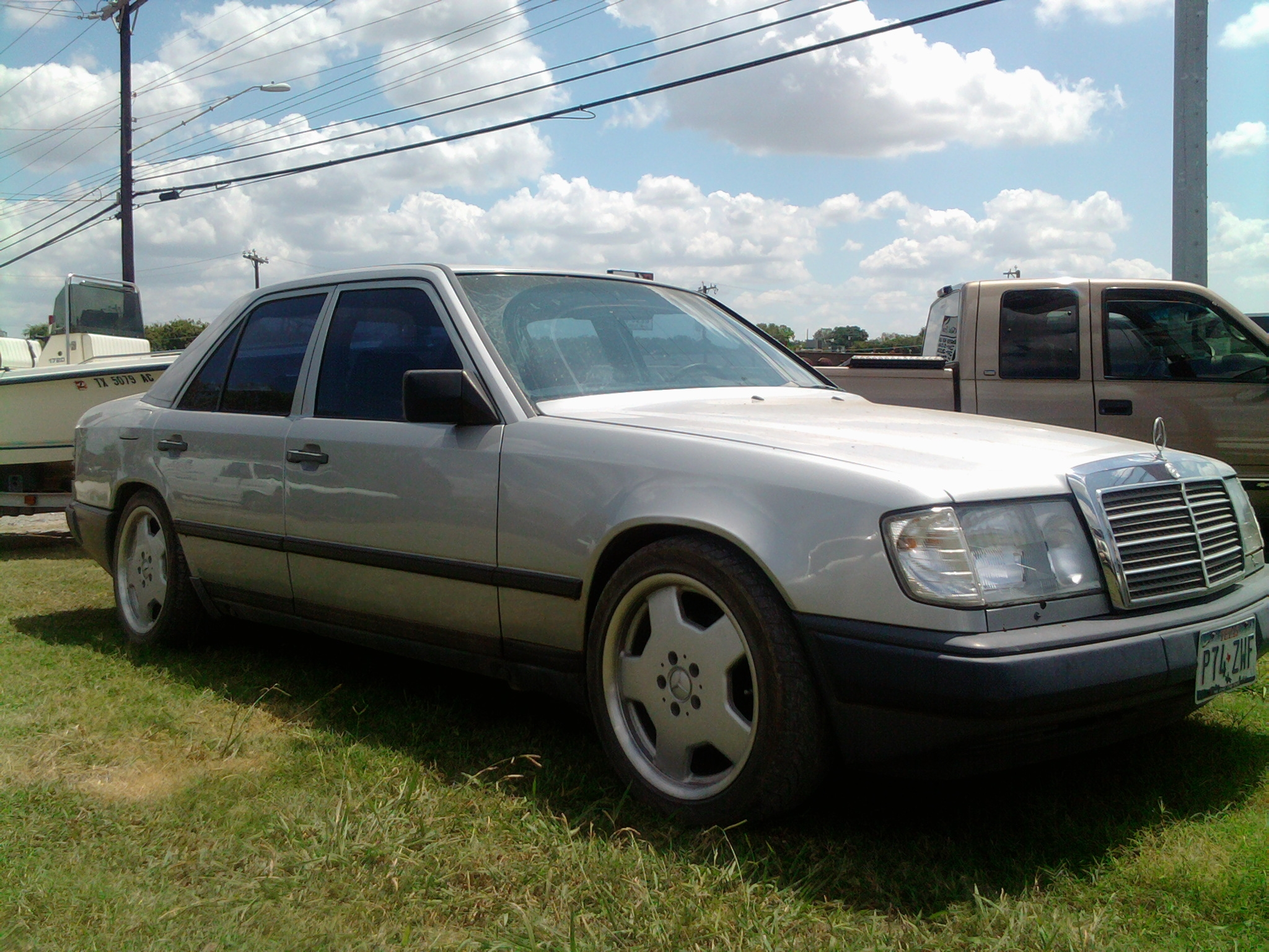 Another Riboflaavin 1987 Mercedes-Benz 300D post... - 15131351
