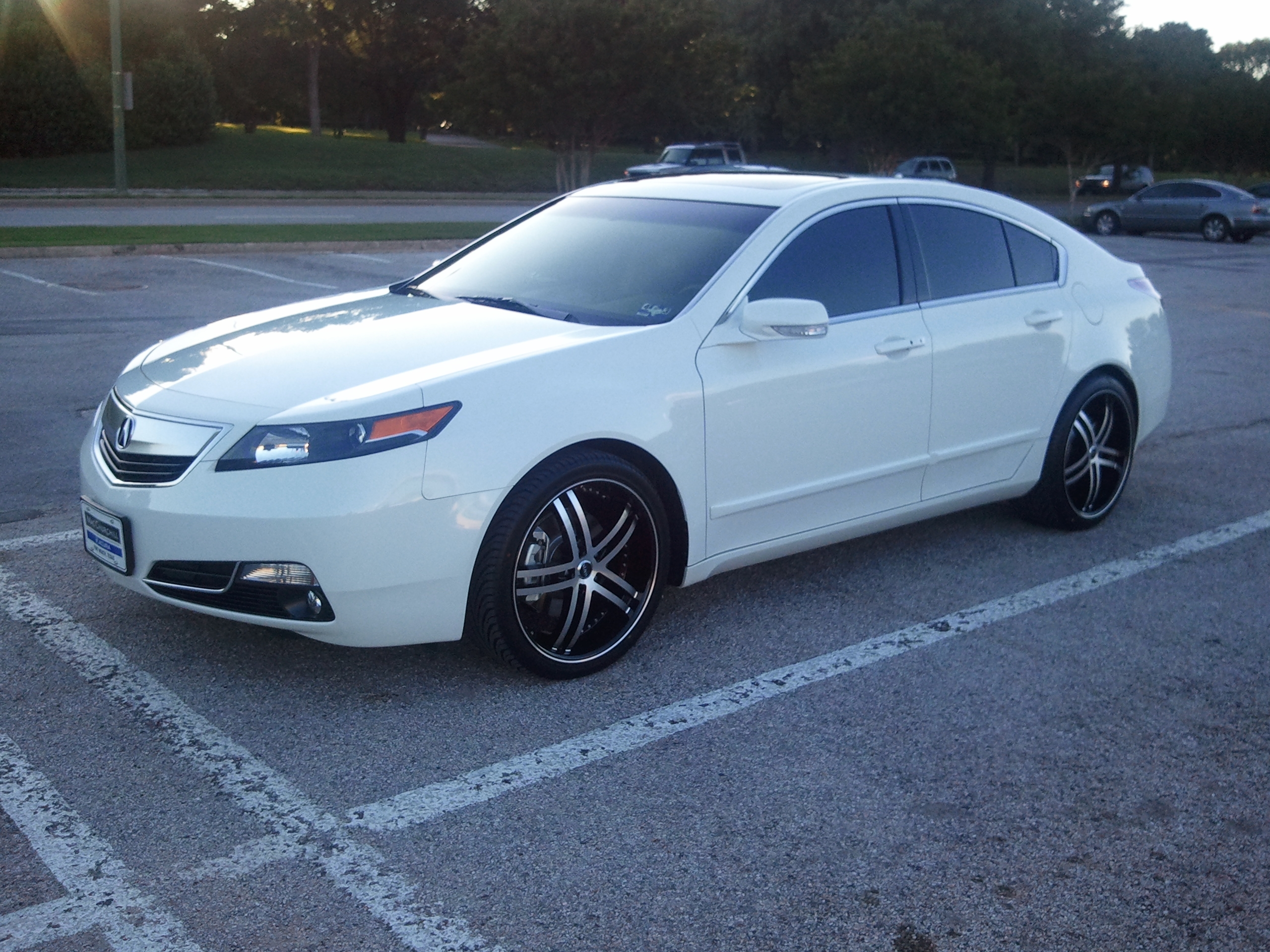 kennyn972 2012 acura tl specs photos modification info at cardomain. Black Bedroom Furniture Sets. Home Design Ideas