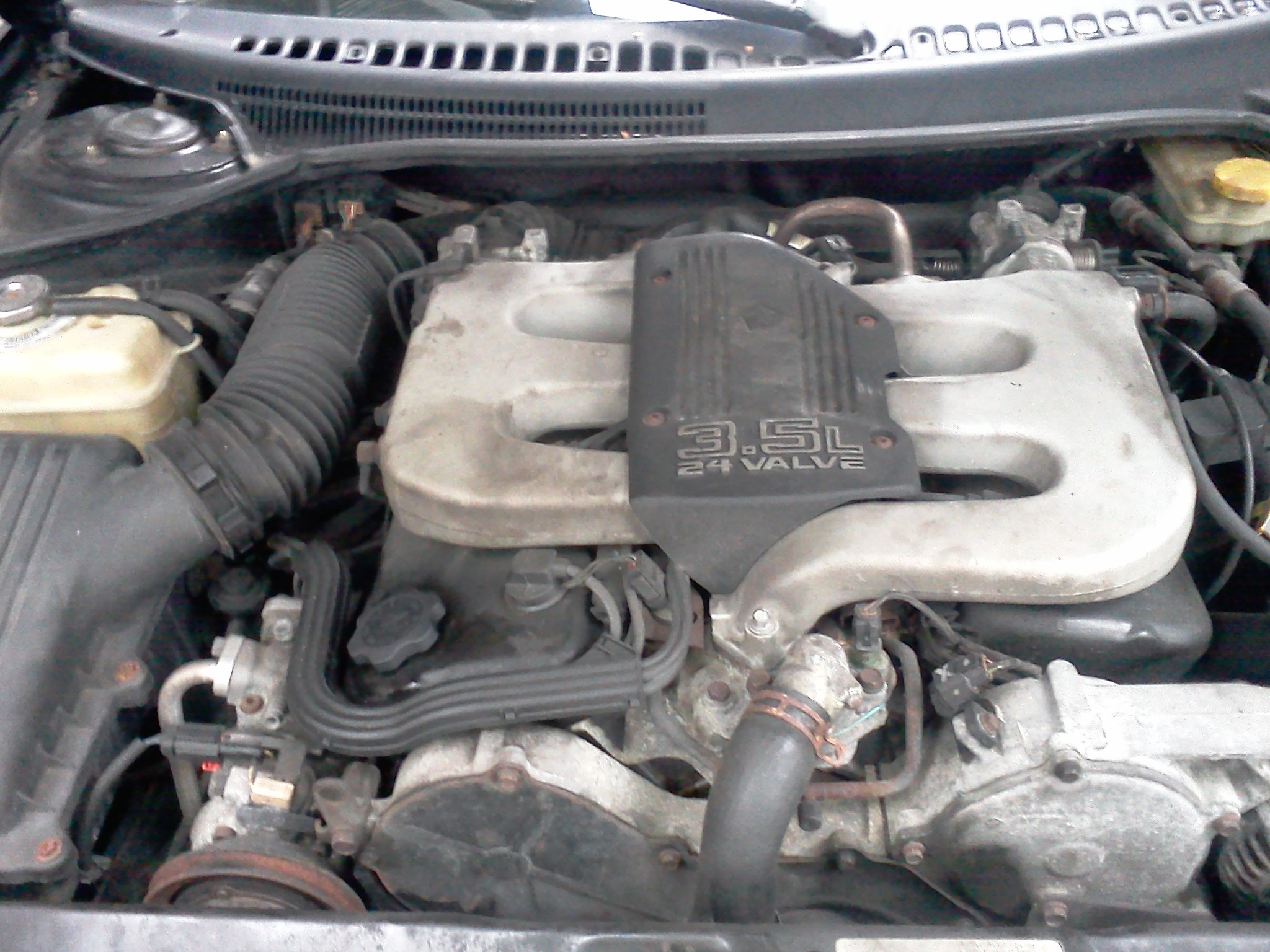 Another IcymikeDaBoss 1996 Dodge Intrepid post... - 15132007