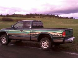 idk567 1997 Dodge Dakota Extended Cab