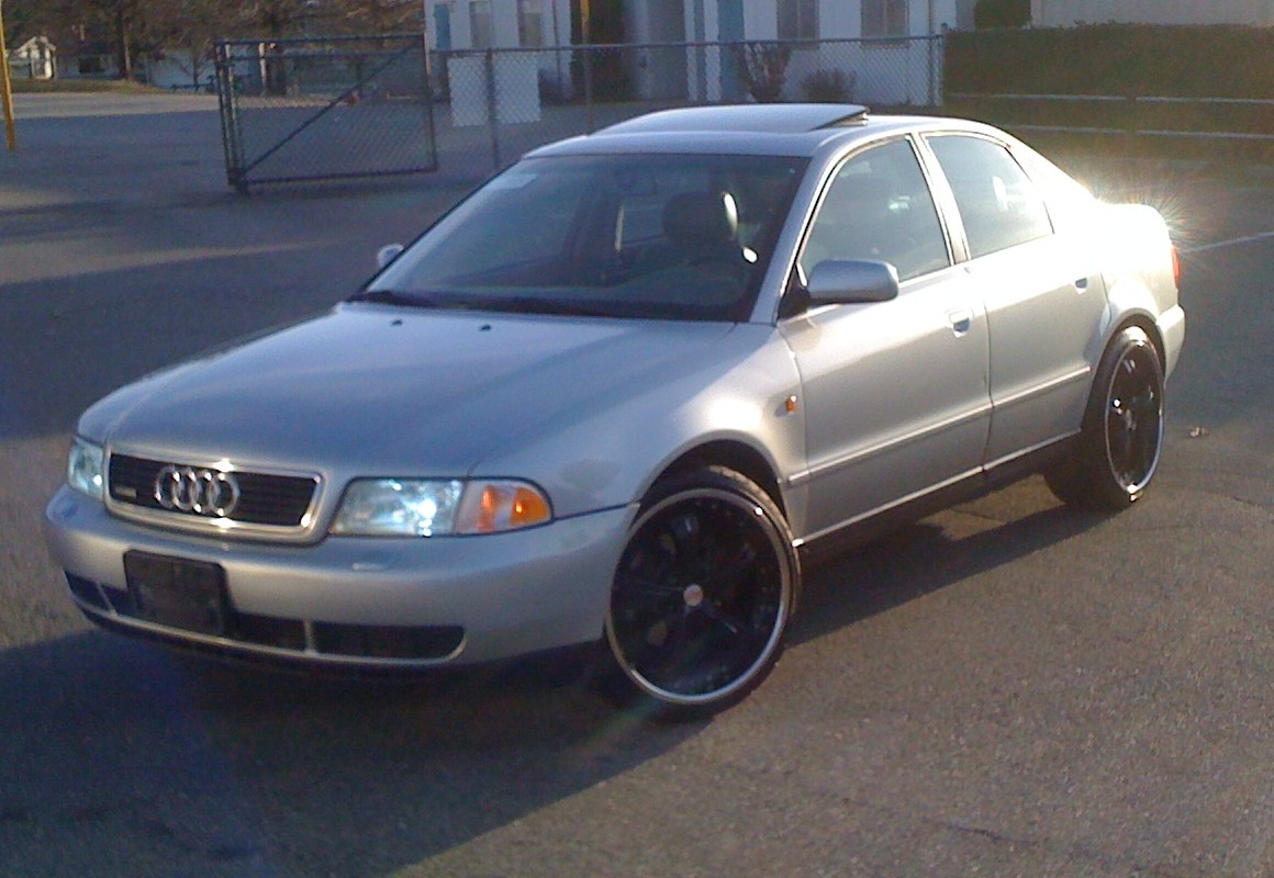 Another andrewaudiasere 1998 Audi A4 post... - 15132738