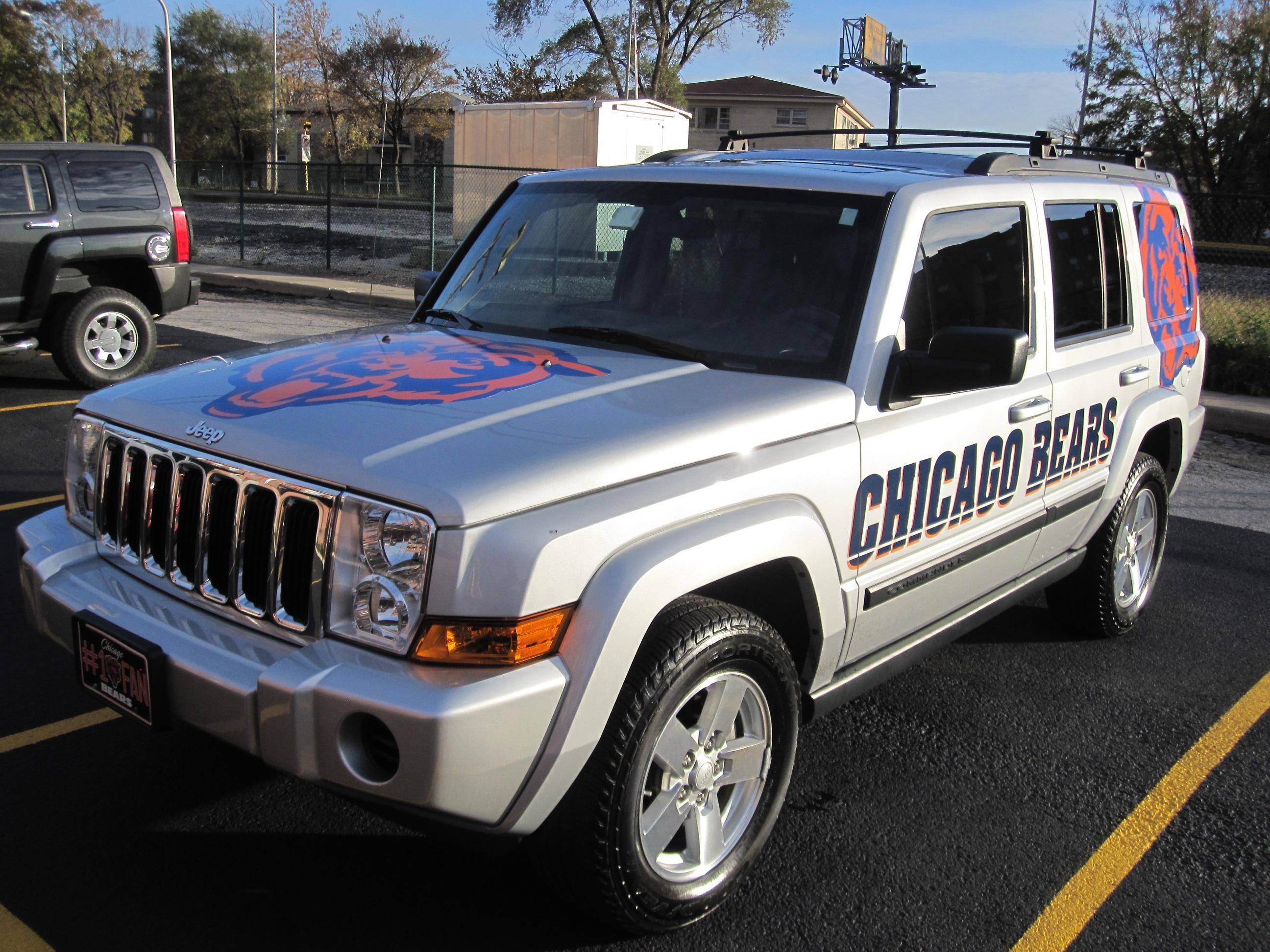 maus531 39 s 2007 jeep commander sport utility 4d in chitown il. Black Bedroom Furniture Sets. Home Design Ideas