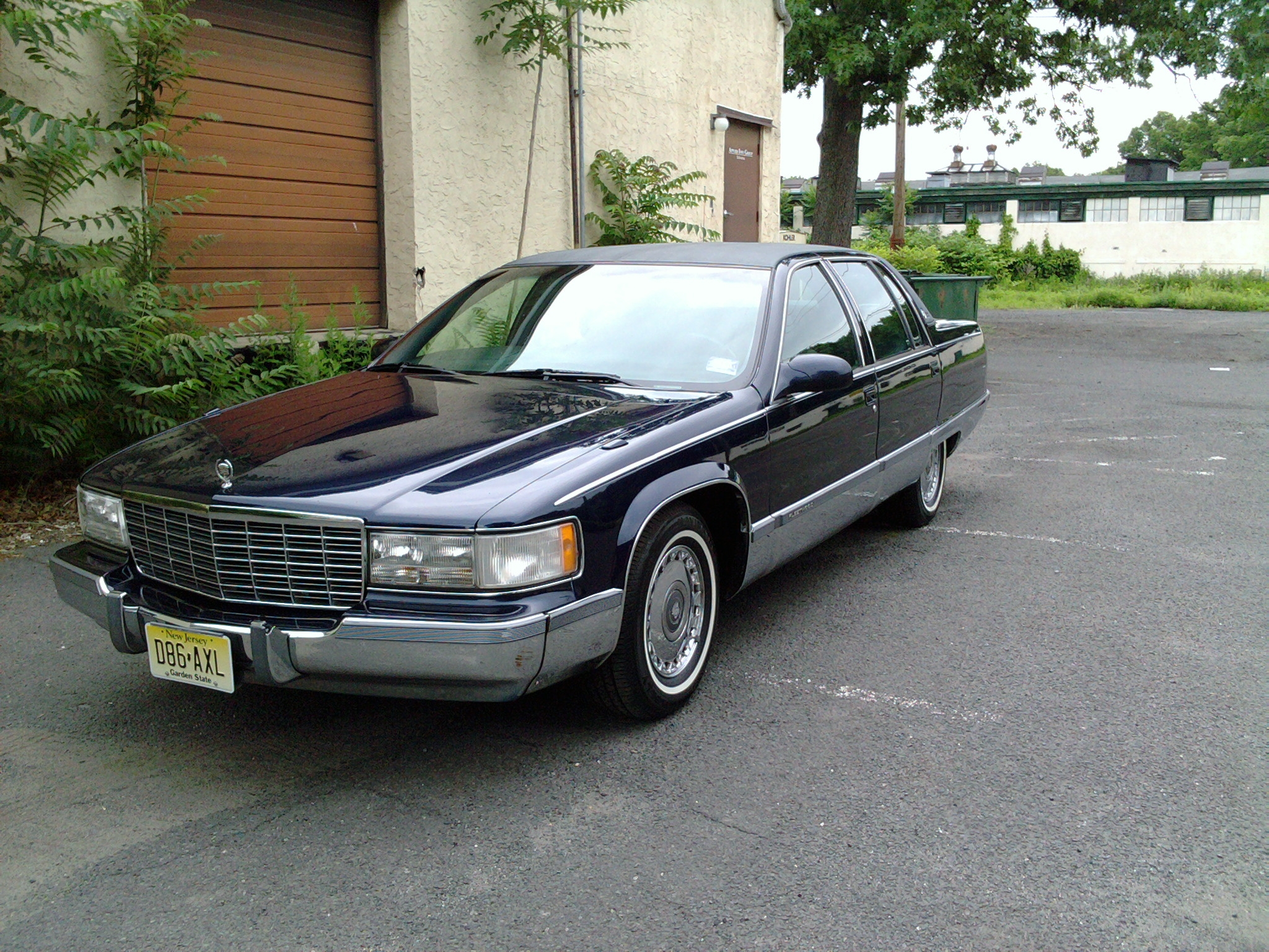 wheelman322 39 s 1995 cadillac fleetwood in rahway nj. Cars Review. Best American Auto & Cars Review