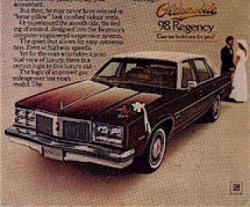 json707 1977 Oldsmobile Regency