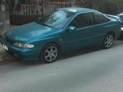greecescoupegts 1993 Hyundai Scoupe