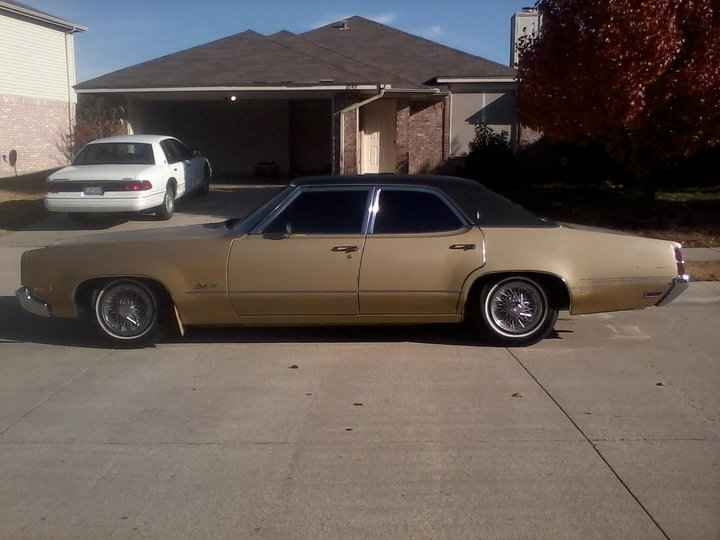 Another CaliMadeTxRaise 1970 Oldsmobile Delta 88 post... - 15134366