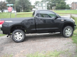 nickl911 2008 Toyota Tundra Regular Cab