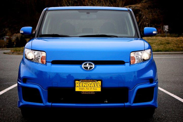 marissaguanlao 2011 Scion XB