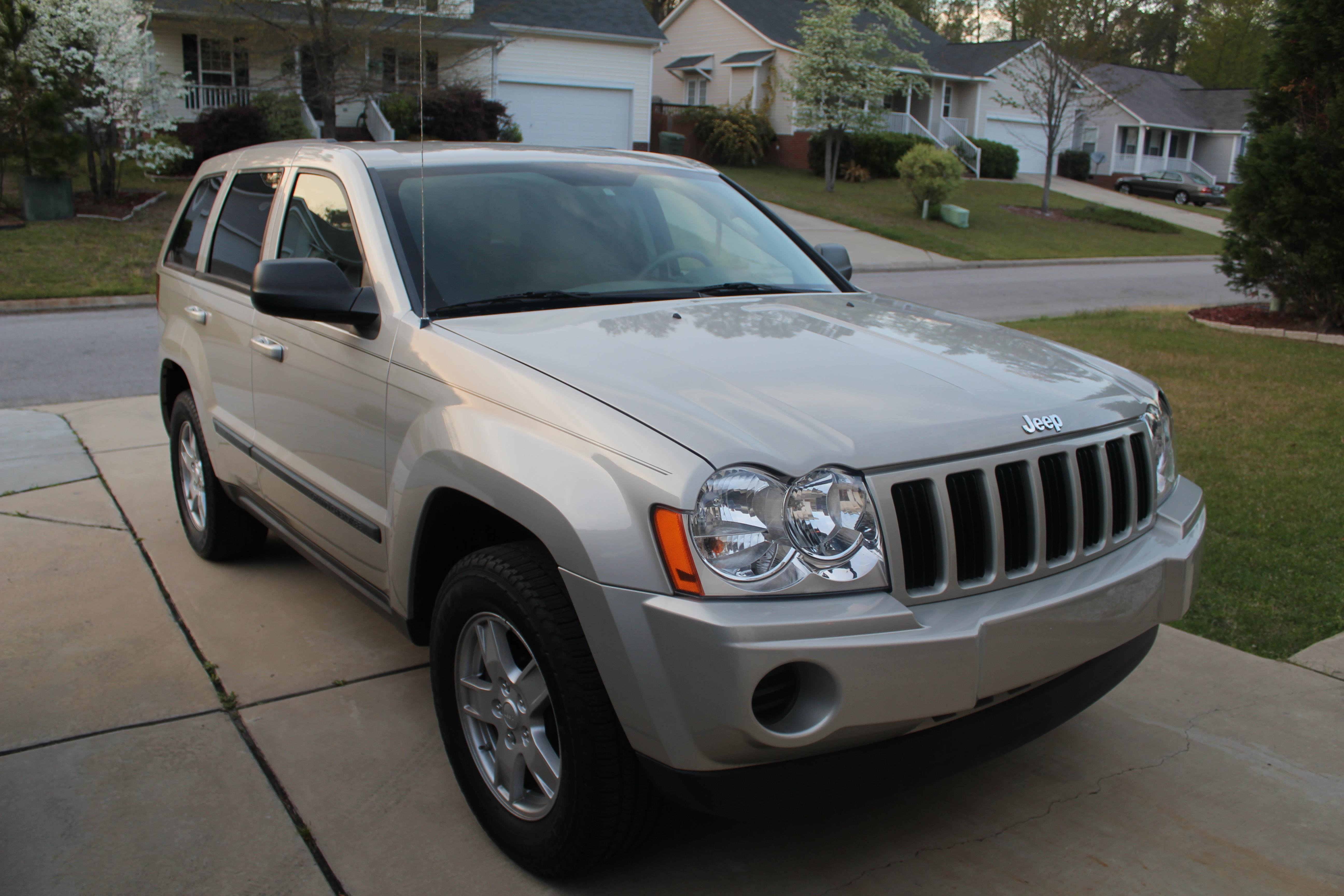 Swagerrific 2007 Jeep Grand Cherokee 15135736