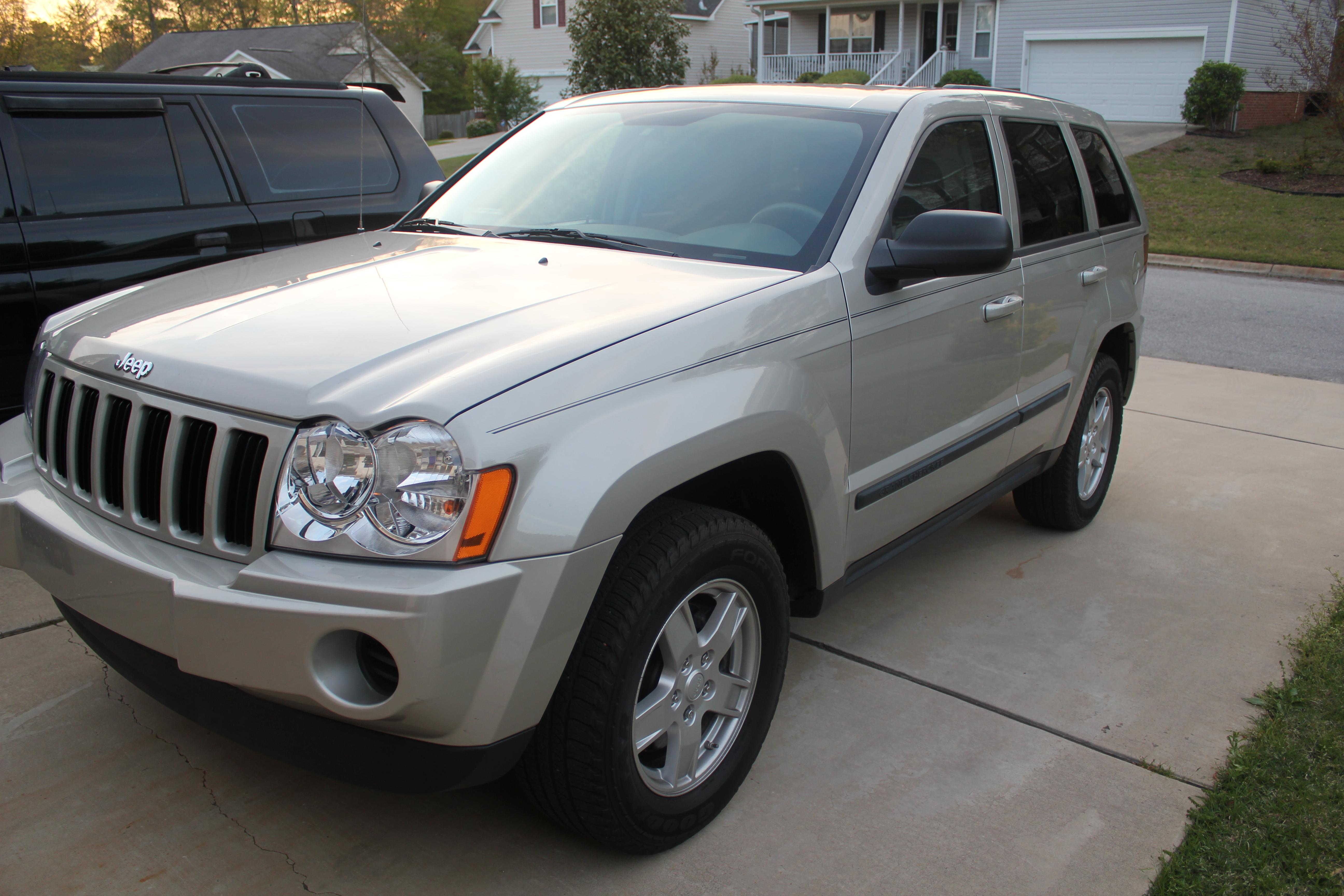 Swagerrific 2007 Jeep Grand Cherokee 15135737
