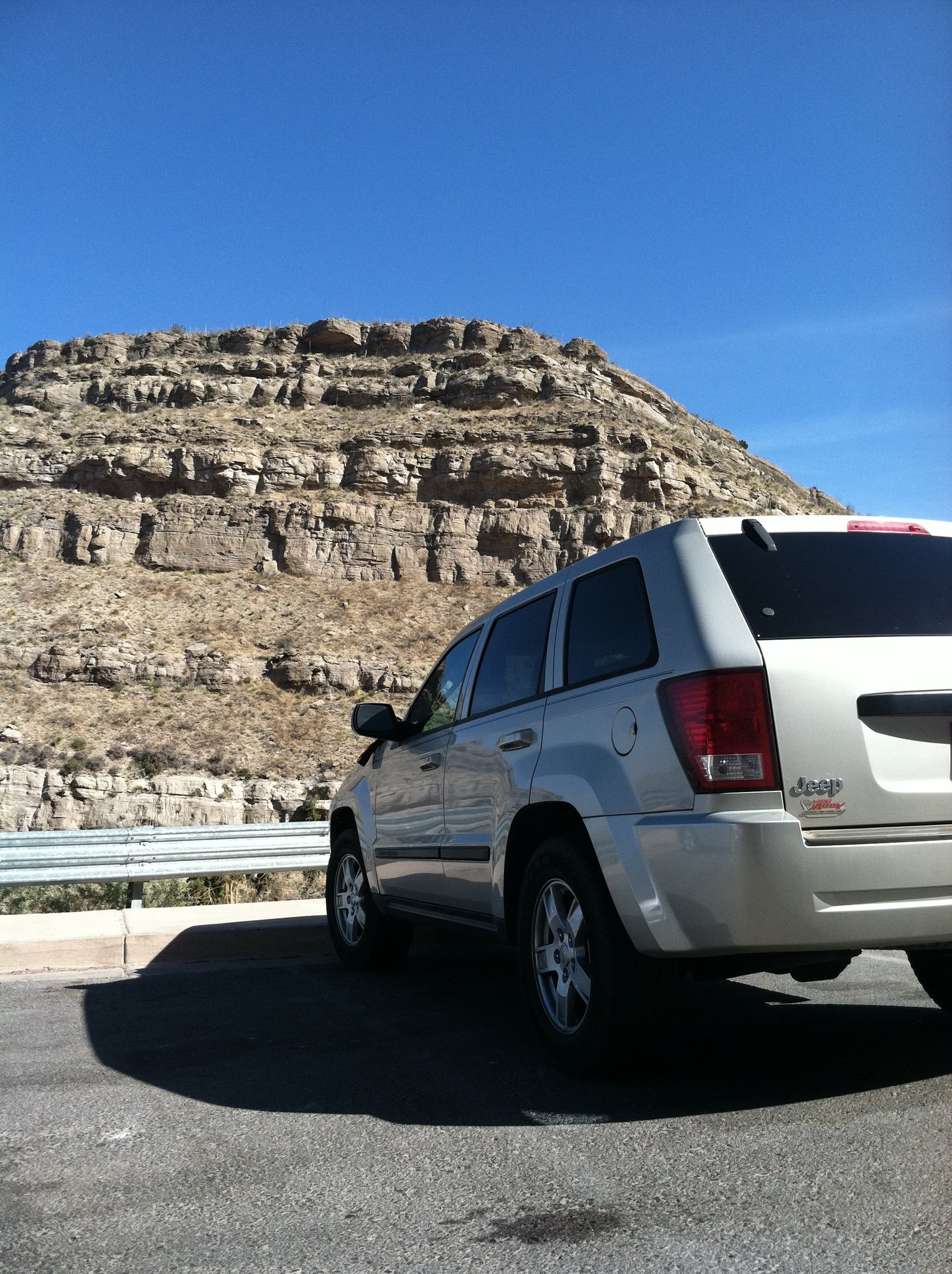Swagerrific's 2007 Jeep Grand Cherokee