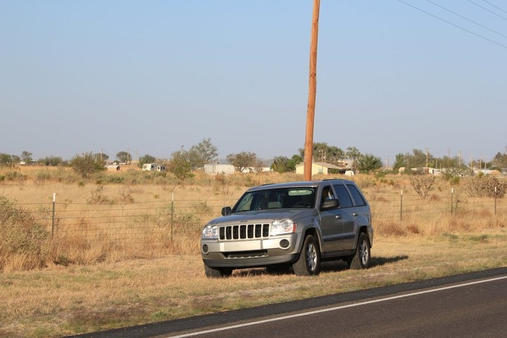 Swagerrific 2007 Jeep Grand Cherokee 15135750