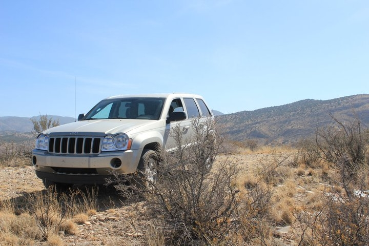 Swagerrific 2007 Jeep Grand Cherokee 15135751