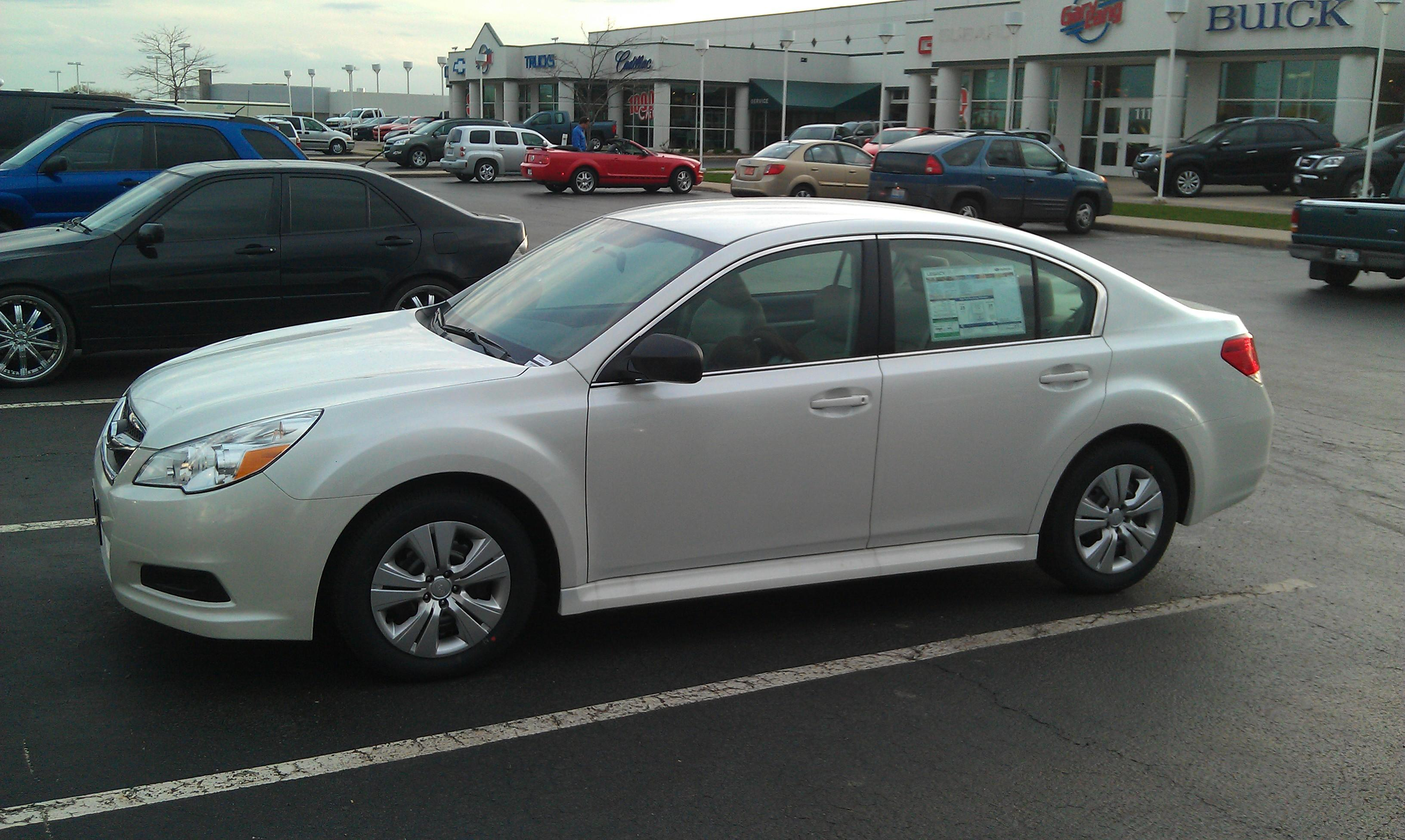 Another gtppimpin 2011 Subaru Legacy post... - 15133619