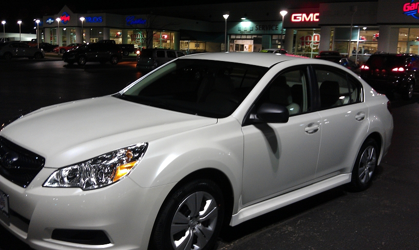 Another gtppimpin 2011 Subaru Legacy post... - 15133620