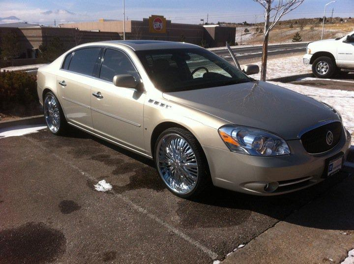 Moneys Worth 2007 Buick Lucernecxs Sedan 4d Specs Photos
