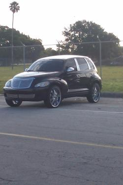 christianking 2007 Chrysler PT Cruiser
