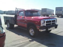 ajs_500 1993 Dodge D250 Regular Cab & Chassis
