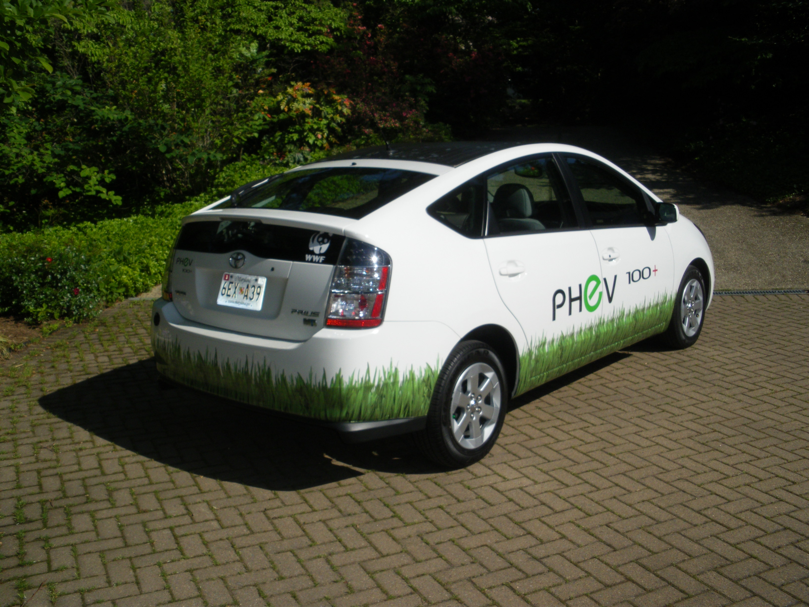 Another johnnicklin 2004 Toyota Prius post... - 15135924