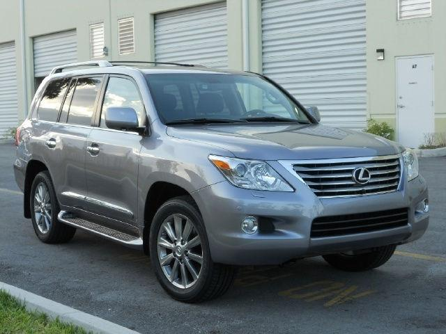 Research 2011                   LEXUS LX pictures, prices and reviews