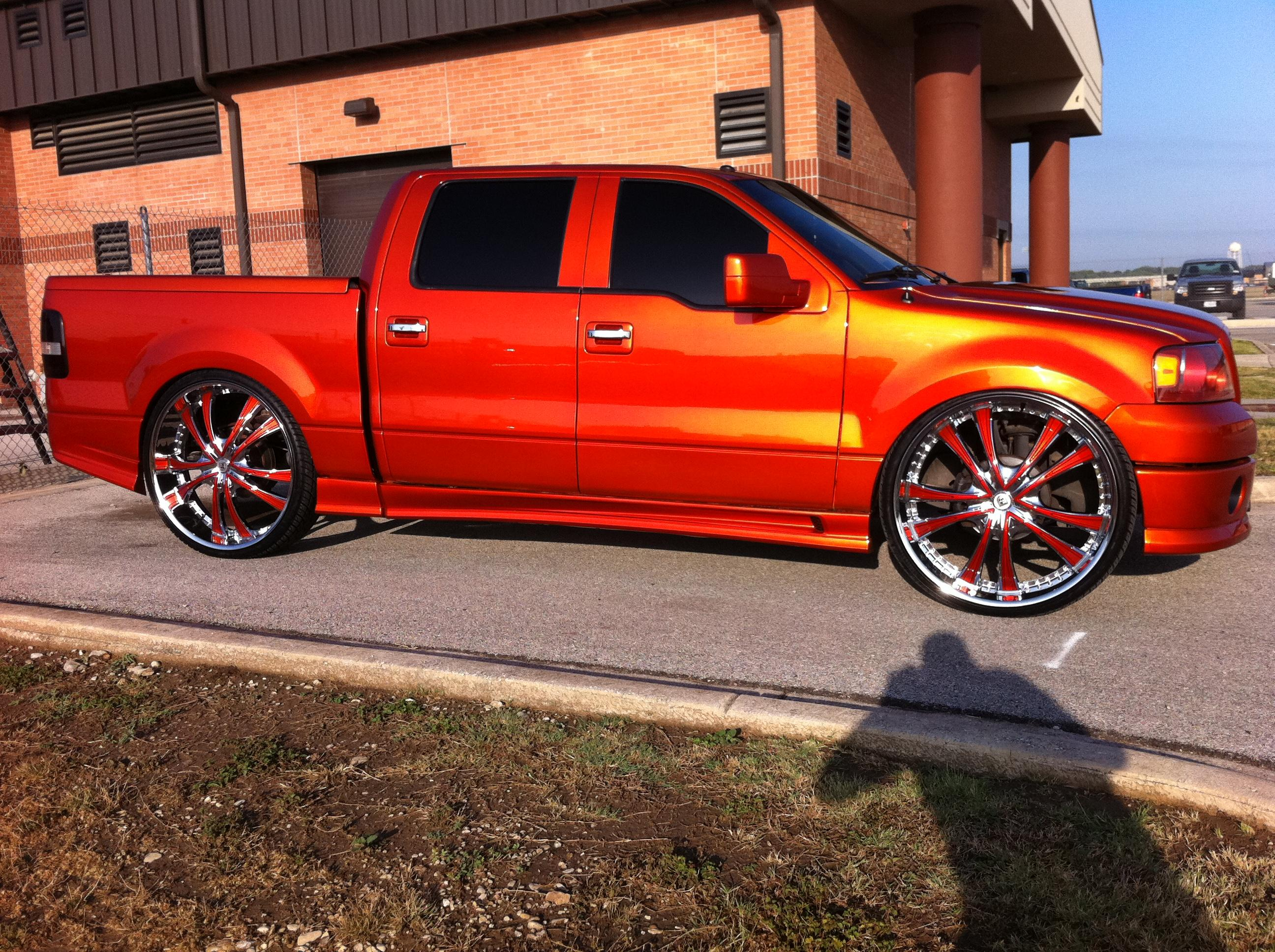 Tukin30s's 2008 Ford F150 SuperCrew Cab