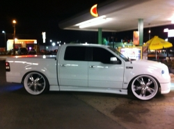 Tukin30ss 2008 Ford F150 SuperCrew Cab