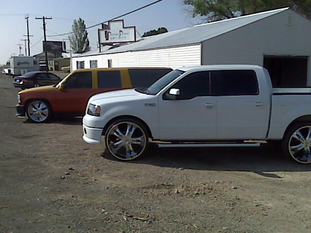 Tukin30s 2008 Ford F150 SuperCrew Cab 15137648