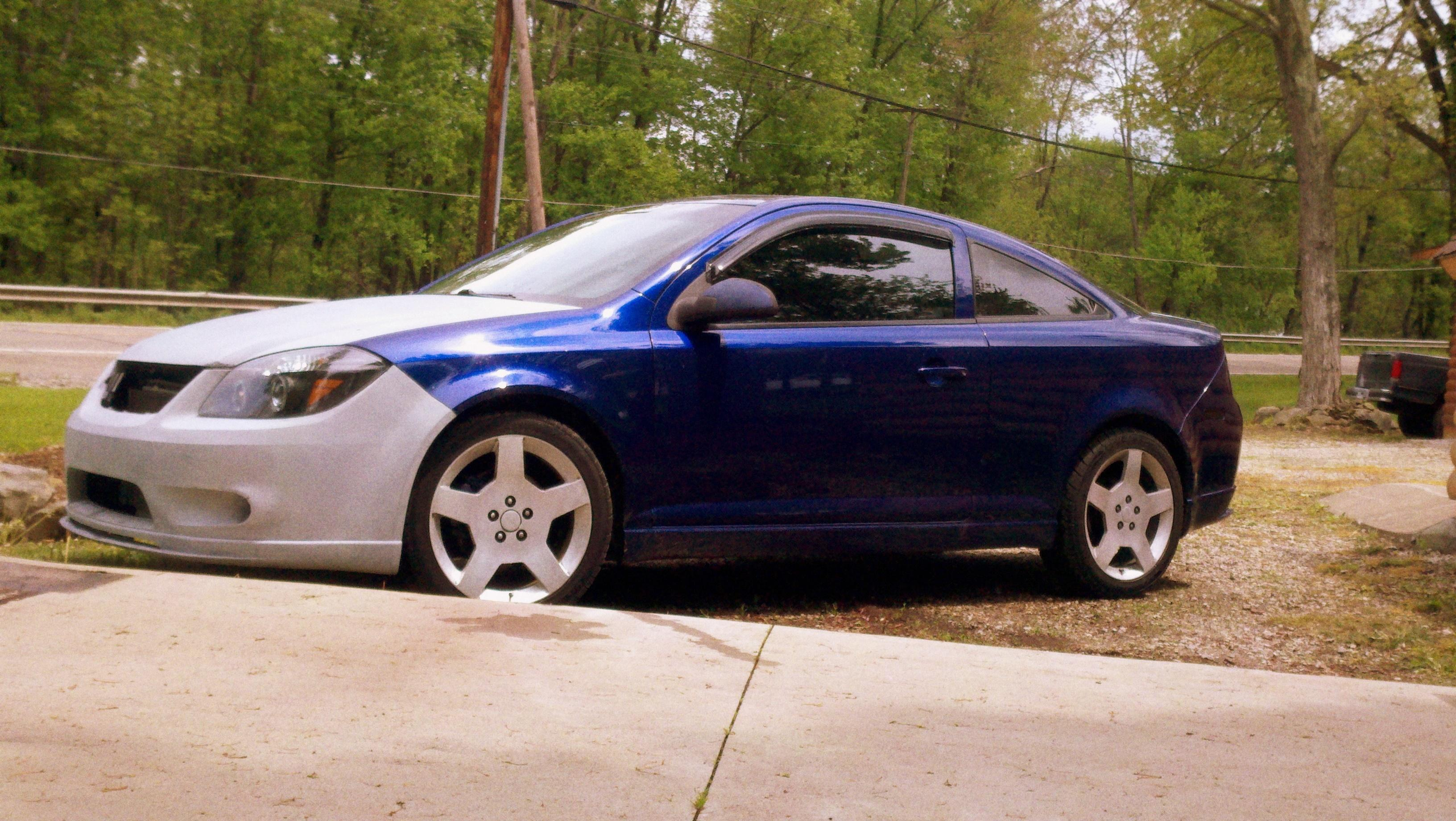 Cobalt Ss Sc 2006 Chevrolet Cobaltss Supercharged Coupe 2d