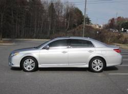 margeprojected46 2011 Toyota Avalon
